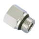 M10x1 Male to 1/8 NPT Female Adapter Brass Pipe Fitting